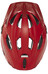 UVEX stivo cc Helm red-dark red mat